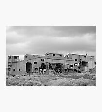 Rilance, Wyoming Tripple 1910 Coal Mine If you like, purchase, try a cell phone cover thanks! Photographic Print