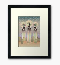 Bush Guardians Framed Print