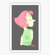 Steven Universe Pearl - Color Palette Challenge Sticker