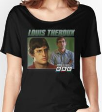 Louis Theroux 90s Green Women's Relaxed Fit T-Shirt