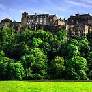 Stirling Castle by Tom Gomez