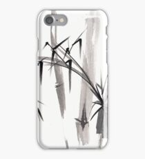 'after the rain' Original ink wash painting iPhone Case/Skin