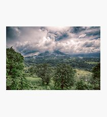Arenal Volcano, Costa Rica Photographic Print