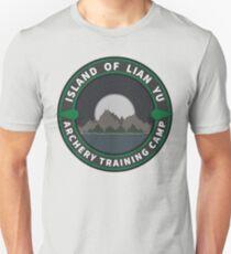 Island of Lian Yu - Archery Training Camp T-Shirt