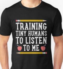 Training Tiny Humans Unisex T-Shirt