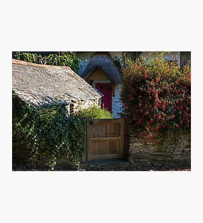 Penlyn Cottage Photographic Print