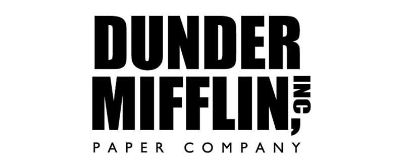Dunder Mifflin Paper Logo