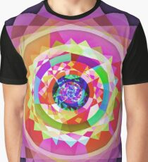 Geometry N°7 - Increasing Complexity Graphic T-Shirt