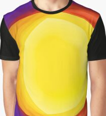 Geometry N°6. - Thermography Graphic T-Shirt