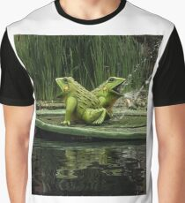featured frogs Graphic T-Shirt