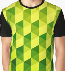 Geometry N°5. - A Vert Tessellation Graphic T-Shirt