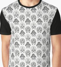 Ghost B.C. - Too many Papas! Graphic T-Shirt