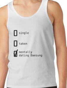 BIGBANG - Mentally Dating Daesung T-shirt