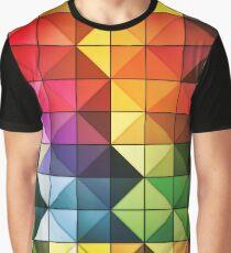 Geometry N°3. - Rhythm Method Graphic T-Shirt