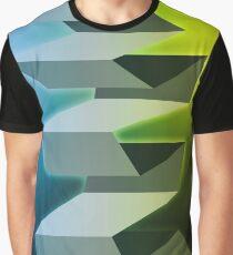 Geometry N°2. - Folded Graphic T-Shirt