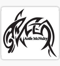 Aoife McNulty Logo Sticker