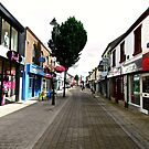 Narrow Street in Limavady, Northern Ireland by Shulie1