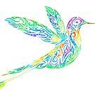Hummingbird by Valentin François