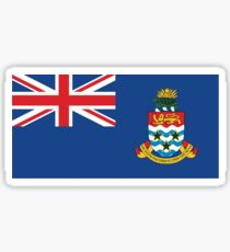 Cayman Islands Flag    If you like, please purchase an item, thanks Sticker