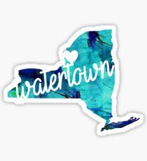 Watertown Sticker