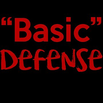 """Basic"" Defense - Ohio State by SenorRickyBobby"