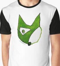 Paradox Fox Graphic T-Shirt