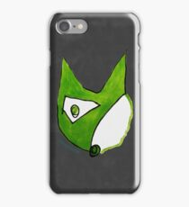 Paradox Fox iPhone Case/Skin