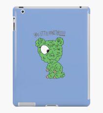 You Little Monster !!!!! iPad Case/Skin