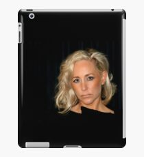Blond Woman iPad Case/Skin