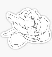 Gardenia Flowers! Sticker