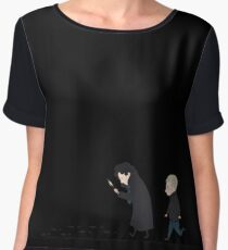 Clueing For Looks Women's Chiffon Top