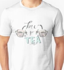Time for tea! T-Shirt