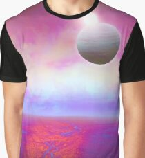 Planet N°21 - The Grand River Graphic T-Shirt