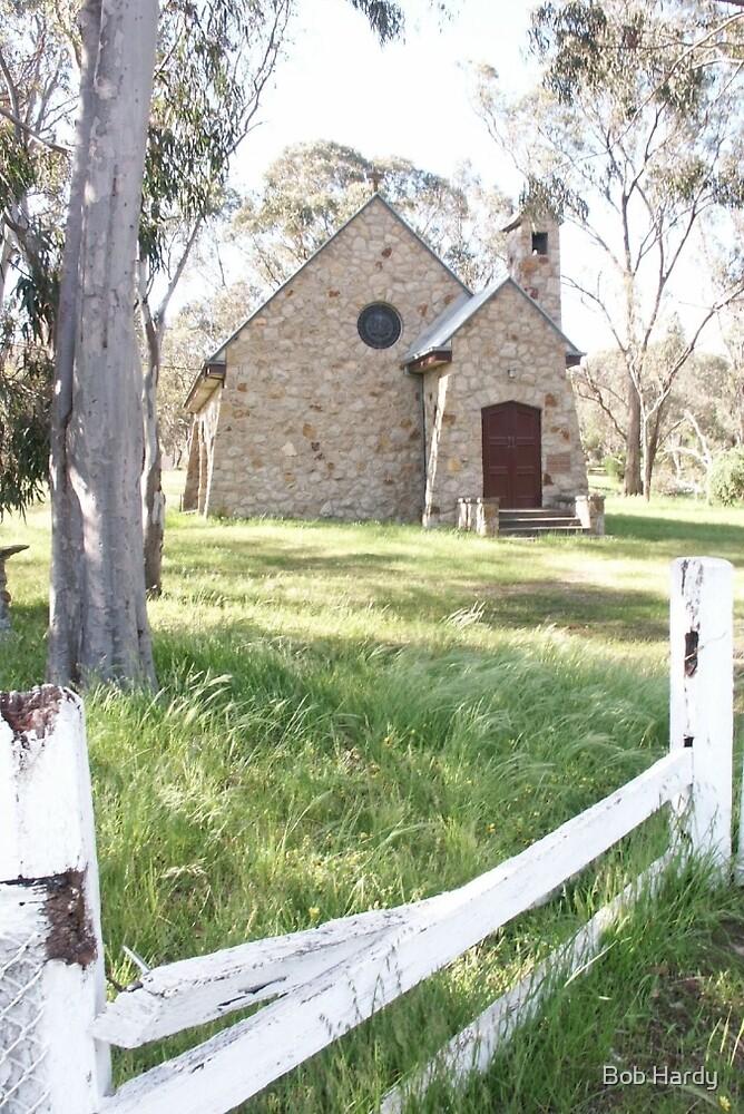 Glenrowan Church by Bob Hardy