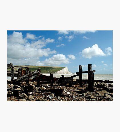 In Retreat Photographic Print