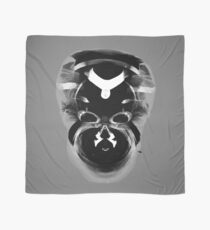 African mask Scarf