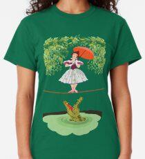 Cute halloween The crocodile girl Deadly circus Classic T-Shirt