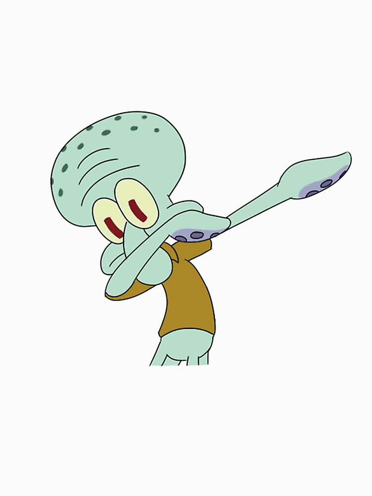 Squidward Dab by Jayesus