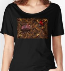 Steampunk - Insect - Itsy bitsy spiders Women's Relaxed Fit T-Shirt