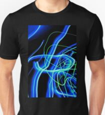 Weird and Wonderful ( Blue Lights )  T-Shirt