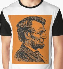 LINCOLN-5 Graphic T-Shirt