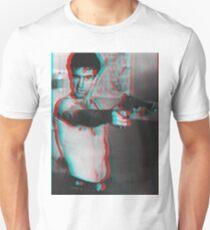 Robert De Niro - Taxi Driver 3D Effect T-Shirt
