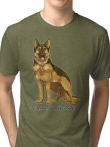 Shepherd Love  Tri-blend T-Shirt