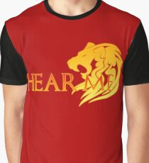 Hear Me! Graphic T-Shirt