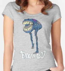 Faxanadu - NES Tribute Series 1 Women's Fitted Scoop T-Shirt