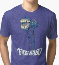 Faxanadu - NES Tribute Series 1 Tri-blend T-Shirt