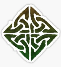 KNOT OF IONA Sticker