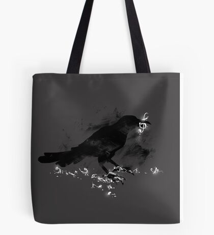 Broken Strings Tote Bag