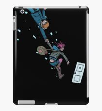 Lets go home, Scott iPad Case/Skin