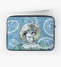 The Jellyfish and Me Laptop Sleeve